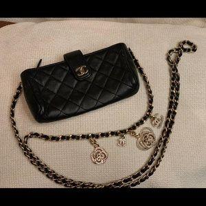 a8ba4dfdde40e8 Women's Chanel Crossbody Wallet on Poshmark
